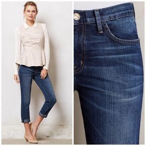 Anthropologie Current Elliot Fling Relaxed Jeans